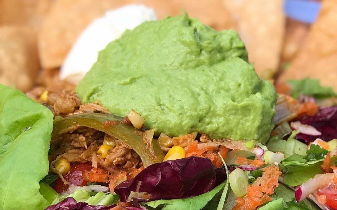 Paleo-Vegan Taco Filling