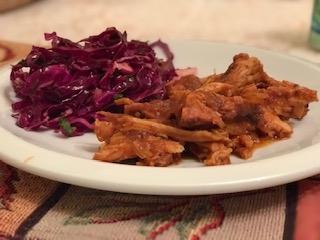 Red Jewel Salad